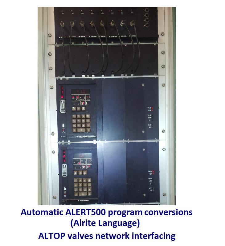 alert5 alert50 alert500 opc2 prc altop